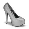 TEEZE-31G Silver Glitter